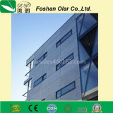 Faser-Kleber-Vorstand-Konkurrierendes wasserdichtes Behandlung-Fassade-Fassadenelement