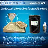 All Kinds of Crafts Making를 위한 형 Making Silicone Rubber