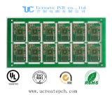 gedruckte Schaltkarte 94V0 für Computer-Teile mit grüner Lötmittel-Schablone