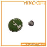 Kundenspezifisches weiches Decklackpin-Abzeichen für Andenken-Geschenke (YB-SM-03)
