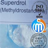 호르몬 Methyldrostanolon 신진 대사 분말 Superdrol를 건축하는 근육