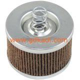 Filtro dell'olio di Kadi per le parti della motocicletta del pugile Bm100 di Bajaj