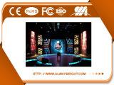 Visualización de LED de alquiler publicitaria de interior estupenda a todo color de HD P3.91