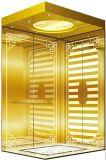 Lo specchio di alta qualità dell'elevatore dell'elevatore del passeggero ha inciso Aksen Ty-K152