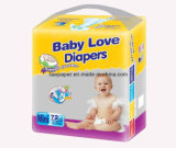 Desechable Pull up Baby Diaper
