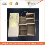 Papiergeschenk-verpackenfaltender Bildschirmanzeige-Schmucksache-Uhr-Plastikkasten-Kasten