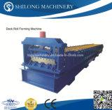 Het Ce Goedgekeurde Broodje dat van het Comité van Decking van de Vloer van het Staal van het Metaal Machine vormt