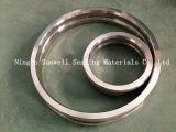 Outubro & gaxeta oval de Jonit do anel