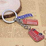 De Britse Gift Keychain van de Herinnering van het Metaal van het Embleem van de Douane van de Bevordering van de Stijl