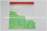 De plastic Zak van de Verpakking van de Ritssluiting met Druk