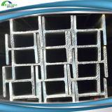 Poutre en double T structurale de profil de poutre en double T d'acier du carbone (tenue de protection individuelle, UPE, HEA, HEB)