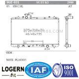 Selbstaluminiumkühler der ersatzteil-Suz-031 für Sx4 an Soem: 17700-80j10 Dpi: 2980
