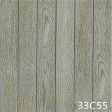 建築材料の灰色の磁器の木製のフロアーリングの床タイル(300X300mm)