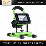 Lampe rechargeable de projet de la lumière d'inondation