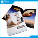 Impresión en color de encuadernado del folleto