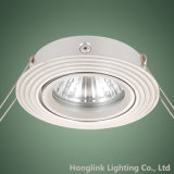 Halógeno de GU10 MR16 o aluminio Downlight ajustable del LED del fabricante de China