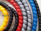 Protetor da espiral dos PP para o fio/cabo