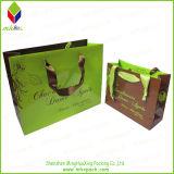 Promocional de Navidad bolsa de papel cosmético