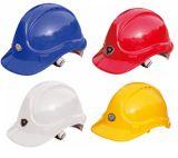 高密度産業ポリプロピレンのシェルの安全ヘルメットか卸し売り製品の中国の安全ヘルメット