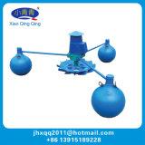 Gaseificador do impulsor de três esferas para a piscicultura