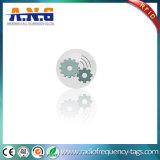 De Markering van het Etiket van de Markeringen RFID van het document NFC met het Compatibele systeem van Samsung Tectiles