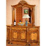 Cabina clásica del vino para los muebles del comedor (H8003)