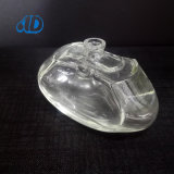 Bottiglia di vetro 55ml del profumo vuoto della materia prima Ad-R9