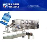 Monoblock máquina de rellenar automática del agua del barril de 5 galones