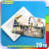 Único cartão Ultralight do bilhete MIFARE C do metro do sistema da viagem