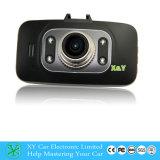 4 des x-Digital Bildschirmanzeige-Auto DVR Summen-Auto-Kamera-Schreiber-HD LCD mit Saugventil Xy-GS800
