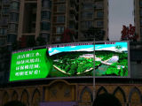 P6 Outdoor Full Color LED Display Screen für Advitising