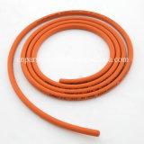 Pipe de gaz flexible anti-calorique de LPG de barre de la pression d'utilisation d'OIN 9001 20