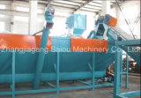 Riciclando la riga di lavaggio macchina di riciclaggio di plastica residua della pellicola di plastica residua del PE pp