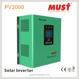 C.C de 1kVA 2kVA 12V 24V 220V au courant alternatif Solar Inverter