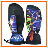 Pattino Leather Winter Glove in Snowboard (32132)