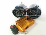 押しボタンが付いているオートバイエムピー・スリーの警報システム