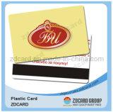 Impressão UV do cartão do ponto do PVC