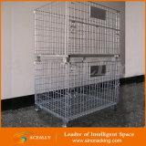 Draht Container Type und Schwer-Aufgabe Scale Foldable Wire Mesh Container