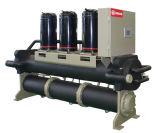 Bomba de calor modular favorável ao meio ambiente do nascente de água do rolo