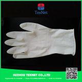 Guanti del lattice del rifornimento chirurgico dei guanti dell'esame medico della Cina