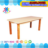 Hölzerner Kind-Tisch für Vortraining (XYH-0024)