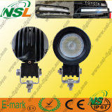 2 duim LED Work Light, 10W LED Mini Light, LED Euro Light (nsl-1001d-10W)