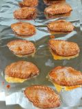 papier d'aluminium de ménage de catégorie comestible de 8011-O 0.012mm pour le poulet rôti