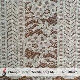 Bello tessuto del merletto del vestito dal jacquard (M0475)