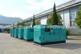 Conjunto de generador diesel de Cummins 100kVA