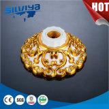 ABSは完全な銅のコンダクターベースランプのホールダーを殻から取り出す
