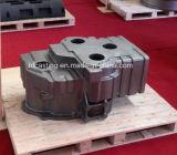 모래 주물, 기계로 가공 부속, 기계 부속품을 설계하는 전송 부속