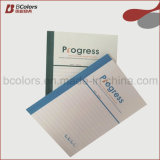 A5 / A4 / A3 A5 personnalisé Exercices Livre / Notebook Customized Lines Impression Stock