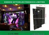 ダイカストで形造るアルミニウムパネルP6.25mmの屋外か屋内LEDのビデオ・ディスプレイスクリーン500X500mm/500X1000mm