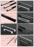 Punho de alumínio do perfil para o gabinete, armário, gaveta, Wardrobe (SN088)